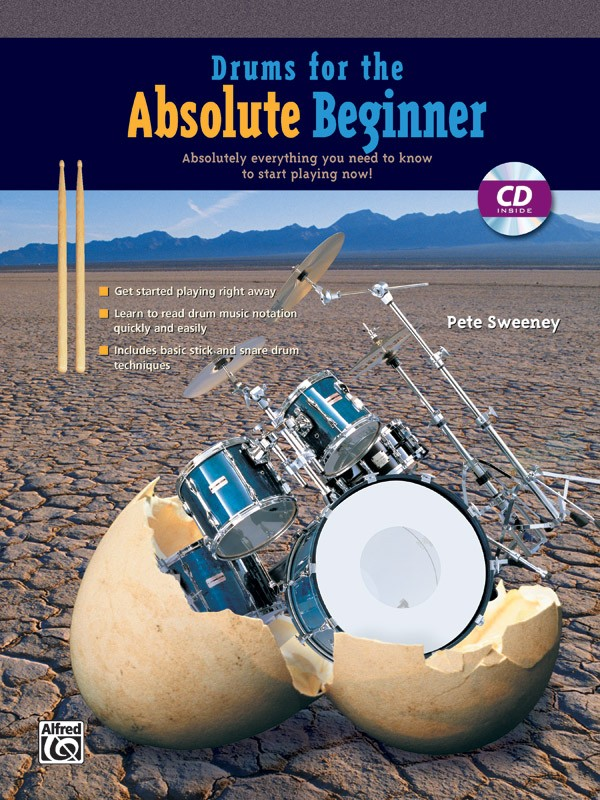Drums for the Absolute Beginner