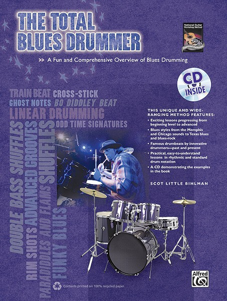 The Total Blues Drummer