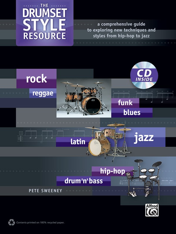 The Drumset Style Resource