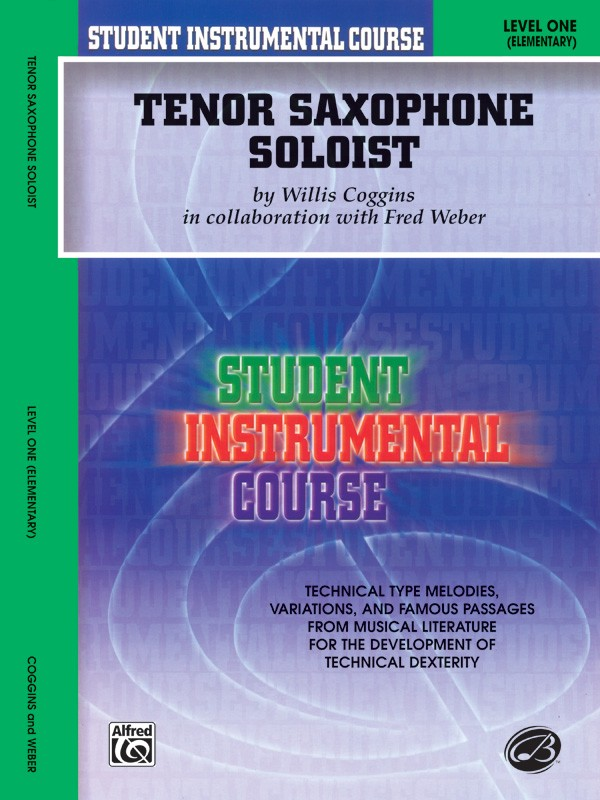 Student Instrumental Course: Drum Soloist, Level I (Solo Book)