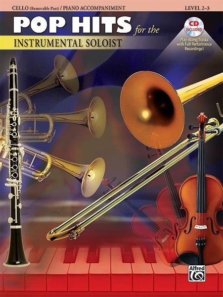 Pop Hits for the Instrumental Soloist for Strings