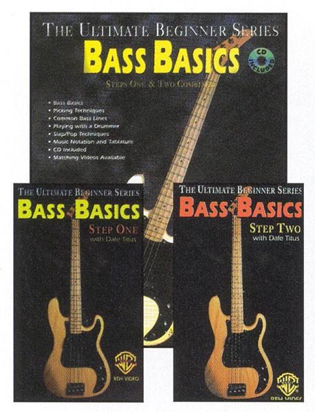 Ultimate Beginner Series Mega Pak: Bass Basics Mega Pak