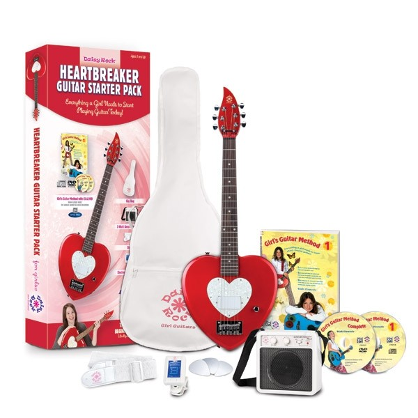 Heartbreaker S/S Electric Guitar Boxed