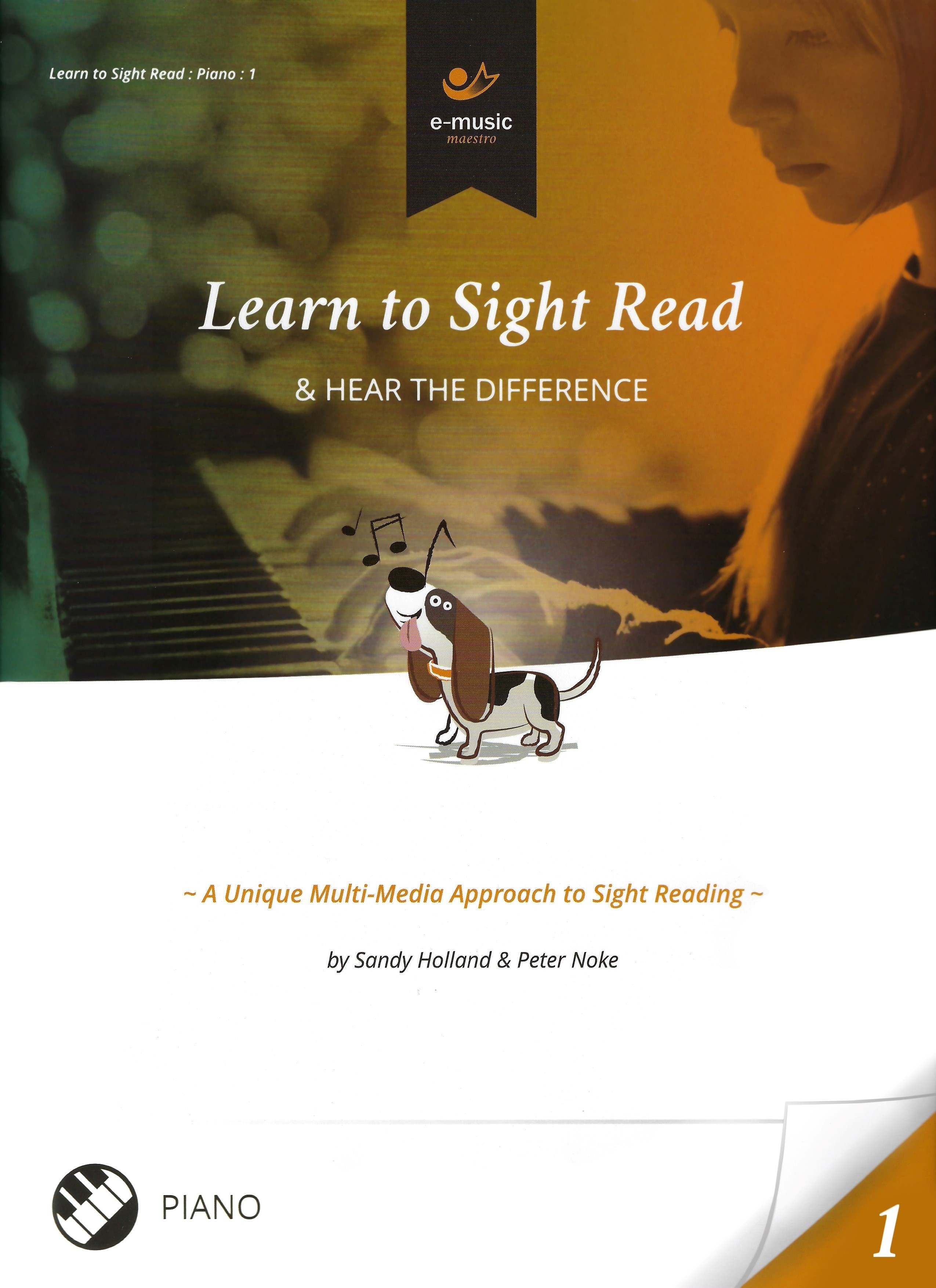 Learn to Sight Read Volume 1