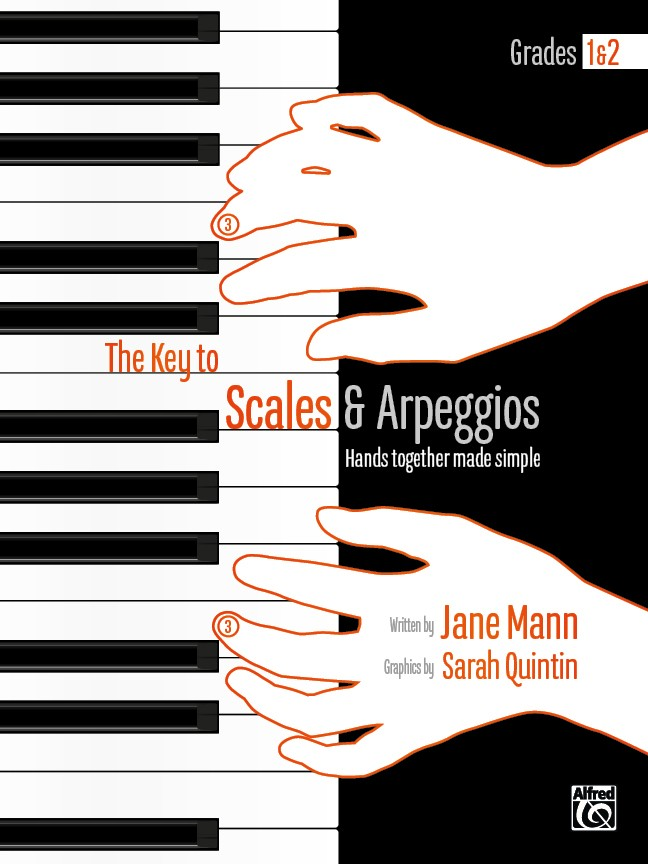 The Key to Scales and Arpeggios Book 1 (Grades 1-2)