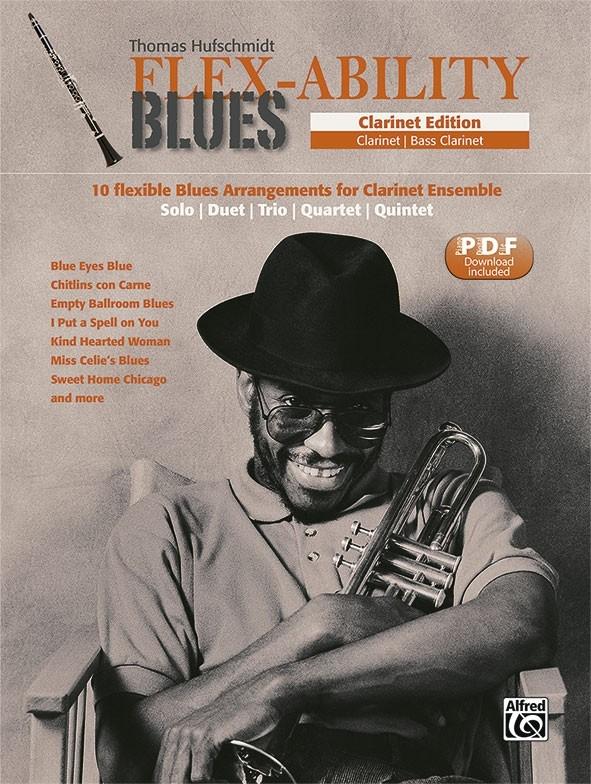 Flex-Ability Blues – Clarinet Edition