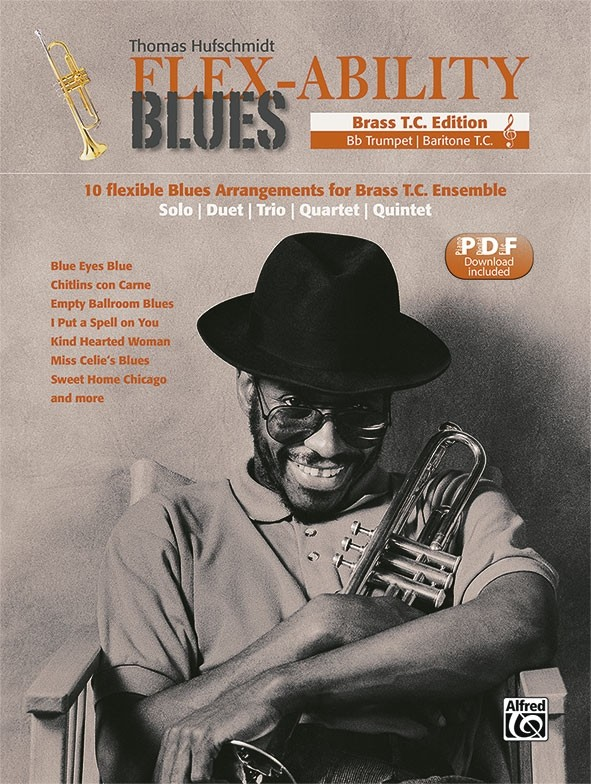 Flex-Ability Blues – Brass T.C. Edition