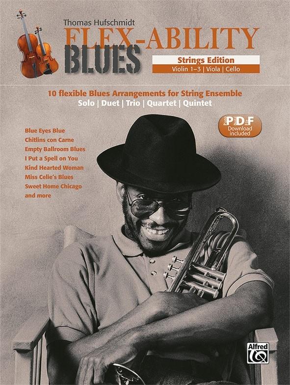 Flex-Ability Blues – Strings Edition