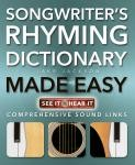 Songwriters Rhyming Dictionary Made Easy