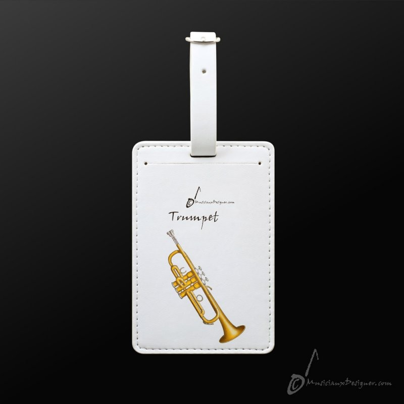 Luggage Tag Trumpet