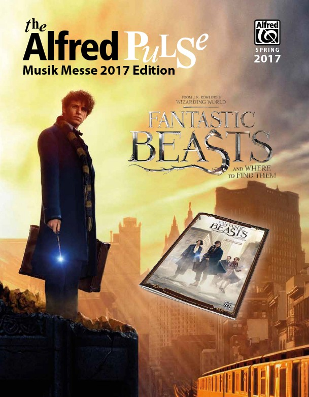 Alfred Messe Pulse Catalogue 2017