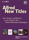 New Titles 2013