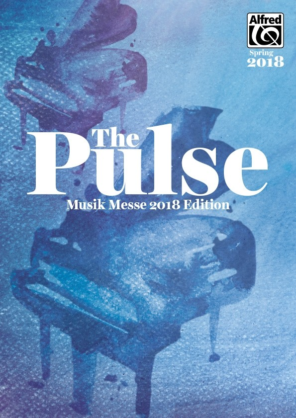 Alfred Messe Pulse Catalogue 2018