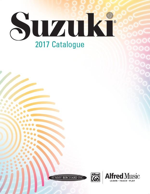 Suzuki 2017 Catalogue