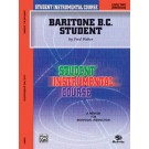 Student Instrumental Course: Baritone (B.C.) Student, Level II