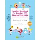 Teacher HandBook for Kodalys 333 Exercises