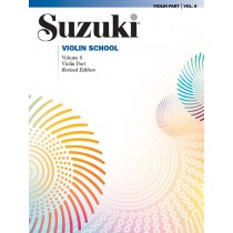 Suzuki Violin School, Volume 6