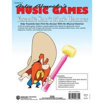 Yosemite Sam's Music Hammer