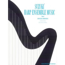 Suzuki Harp Ensemble Music, Volume 1