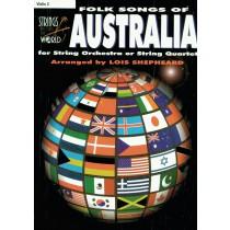 Strings Around the World: Folk Songs of Australia