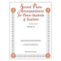 Second Piano Accompaniments, Volume B