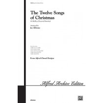 Twelve Songs of Christmas (SAB)