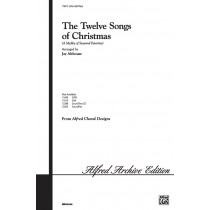 Twelve Songs of Christmas (2 part/SSA)
