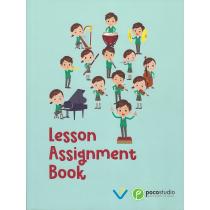 Poco Studio Lesson Assignment Book