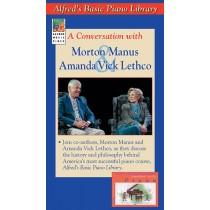Alfred's Basic Piano Library: A Conversation with Morton Manus and Amanda Vick Lethco