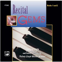 Recital Gems, Books 1 & 2
