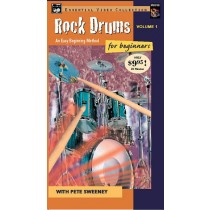 Rock Drums for Beginners, Vol. 1