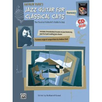 Jazz Guitar for Classical Cats: Harmony