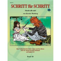 Step by Step 1B: An Introduction to Successful Practice for Violin [Schritt für Schritt]
