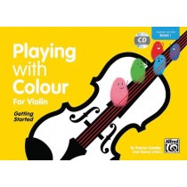 Playing with Colour for Violin, Book 1