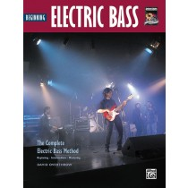 The Complete Electric Bass Method: Beginning Electric Bass