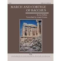 March and Cortege of Bacchus