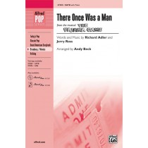 There Once Was a Man SATB