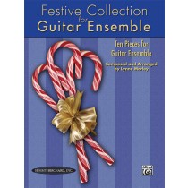 Festive Collection for Guitar Ensemble