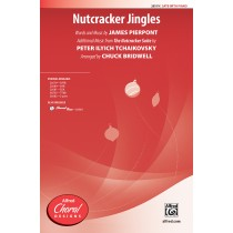Nutcracker Jingles SATB
