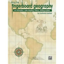 Fingerboard Geography for the String Class