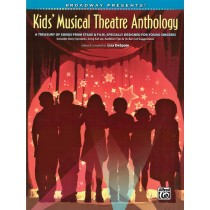 Broadway Presents! Kids' Musical Theatre Anthology