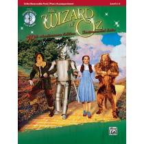 The Wizard of Oz Instrumental Solos for Strings
