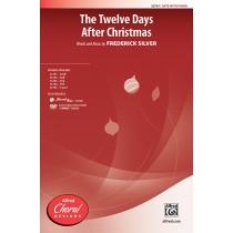 Twelve Days After Christmas SATB