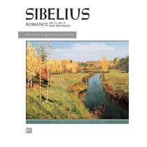 Sibelius: Romance, Opus 24, No. 9