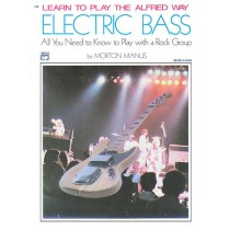 Learn to Play the Alfred Way: Electric Bass