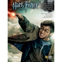 Harry Potter: Sheet Music from the Complete Film Series