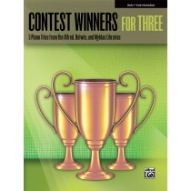 Contest Winners for Three, Book 3