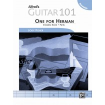 Alfred's Guitar 101, Ensemble: One for Herman