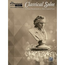The Professional Pianist: Classical Solos