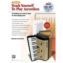 Alfred's Teach Yourself to Play Accordion